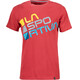 La Sportiva Square Shortsleeve Shirt Men red